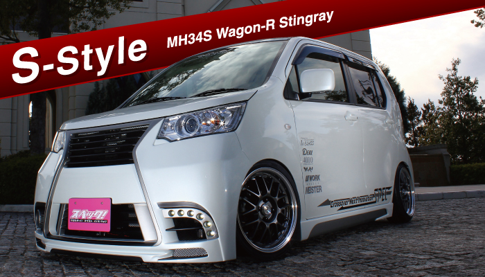 MH34S Wagon-R Stingray